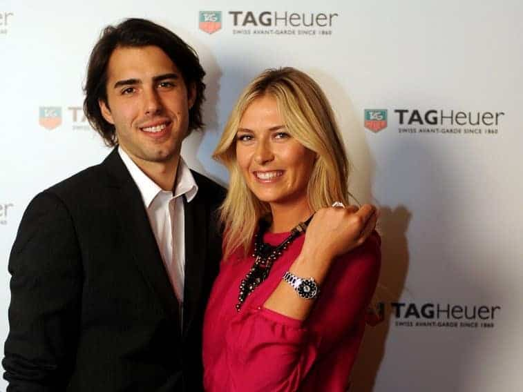 Maria-Sharapova-With- Ex-Boyfriend