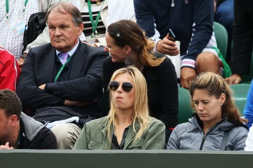 Maria-Sharapova-At-Olympics