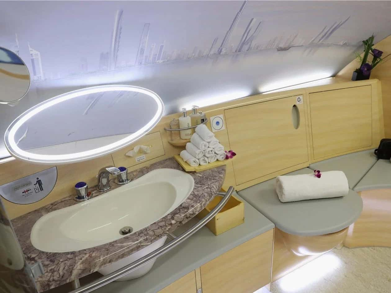First class offers coveted perks and pampering.